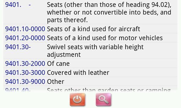 HS Code Finder screenshot 4