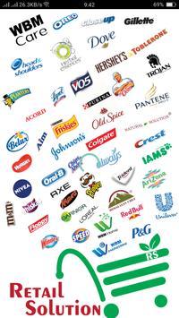 WBM Retail Solution poster