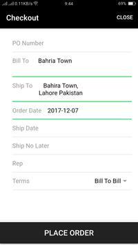 WBM Retail Solution screenshot 1