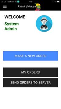 WBM Retail Solution screenshot 3