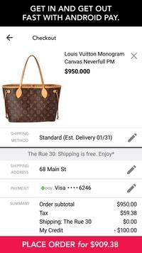 Rue La La-Shop Designer Brands apk screenshot