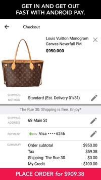 Rue La La-Shop Designer Brands apk screenshot