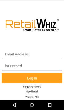 RetailWhiz apk screenshot