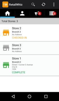 RetailWhiz apk screenshot