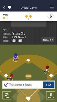Ned Yost's Baseball Academics poster