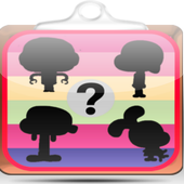 Guess Gumball Characters Challenge Game Free icon