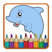 Animal Coloring Pages icon