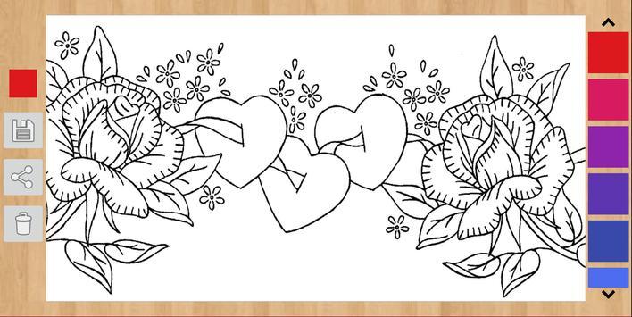 Flores para colorear Descarga APK - Gratis Entretenimiento ...