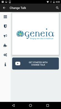 Geneia Library apk screenshot