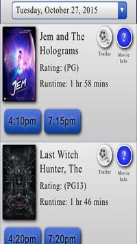 Morehead Cinemas apk screenshot