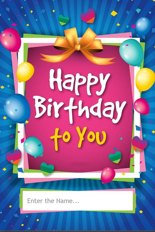 happy birthday video song with name free download whatsapp