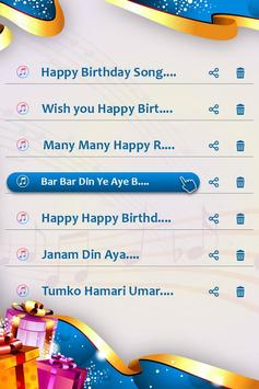 Birthday Song with Name screenshot 2