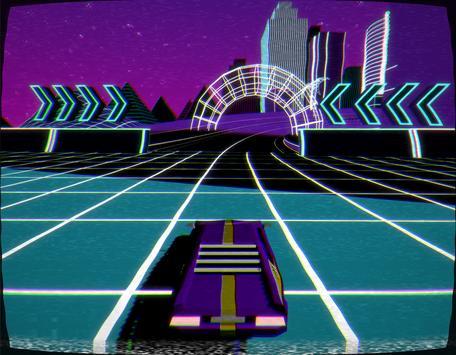 Retro Car Spider Hero Driving Simulator screenshot 11