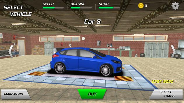 sling drift car screenshot 1