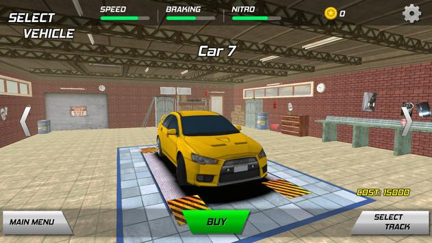 sling drift car screenshot 5
