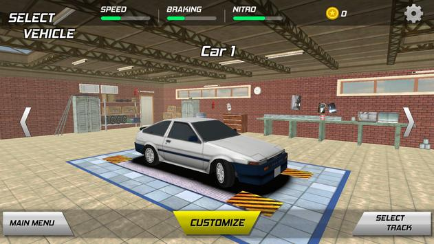 sling drift car screenshot 9