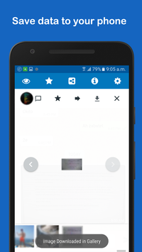 WhatsWeb for WhatsApp screenshot 5