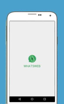 WhatsWeb For Whatscan poster