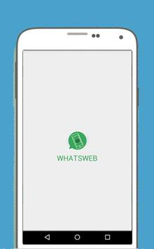 WhatsWeb For WhatsApp 海报