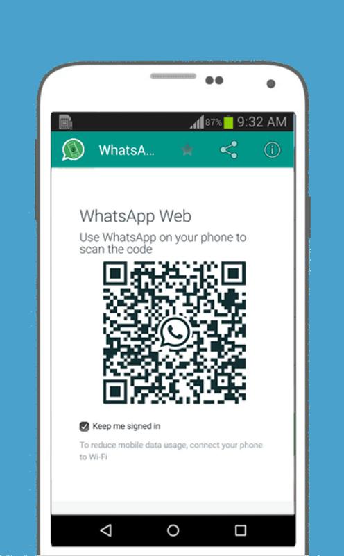 whatsapp web apk 4pda