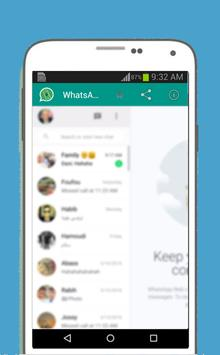 WhatsWeb For Whatscan screenshot 2