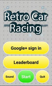 Retro Car Racing apk screenshot