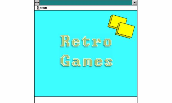 Retro Blocks apk screenshot