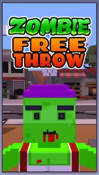 Zombie Free Throw screenshot 3