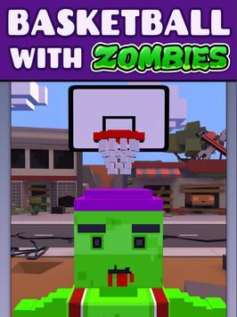 Zombie Free Throw screenshot 4