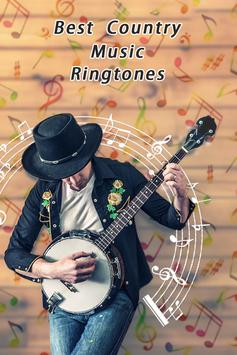 Best Country Music Ringtones poster