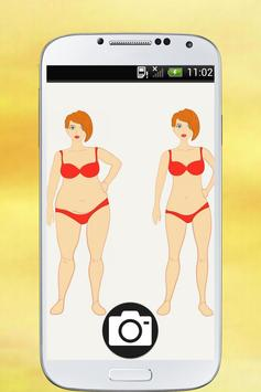 Body Shape Editor - Make Me Slim App poster
