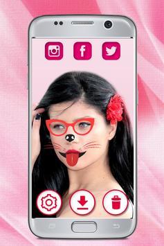 Cat Face Camera Filters – Animal Face Photo Editor apk screenshot