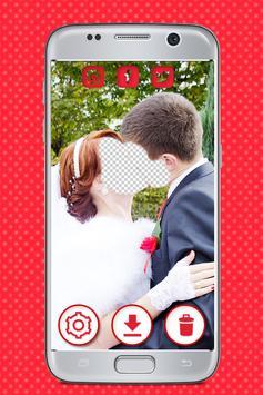 Couple Photo Suit Montage apk screenshot