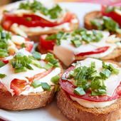 Рецепты бутербродов icon