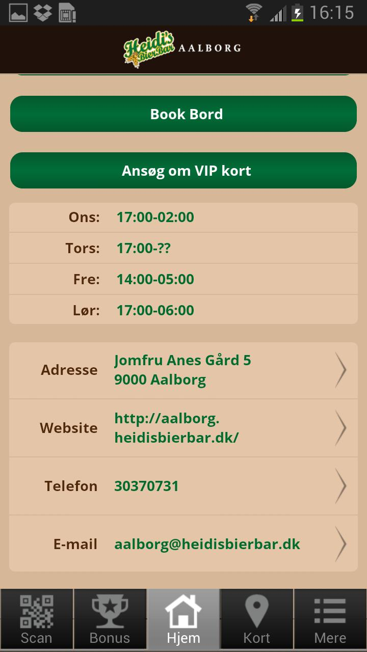 Heidi S Bier Bar Aalborg For Android Apk Download