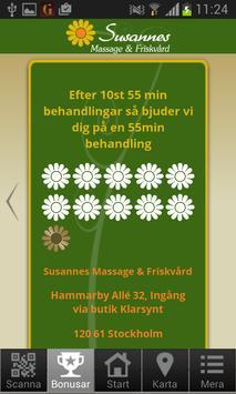 Susannes Massage & Friskvård screenshot 4