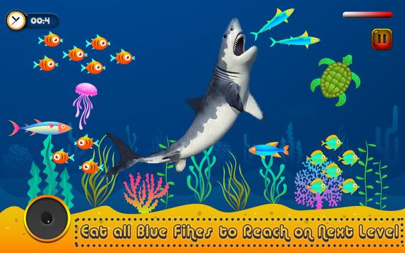 blue whale shark games apk simulation game for  blue whale shark games poster