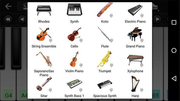 Flute Sound Effect Plug-in screenshot 1