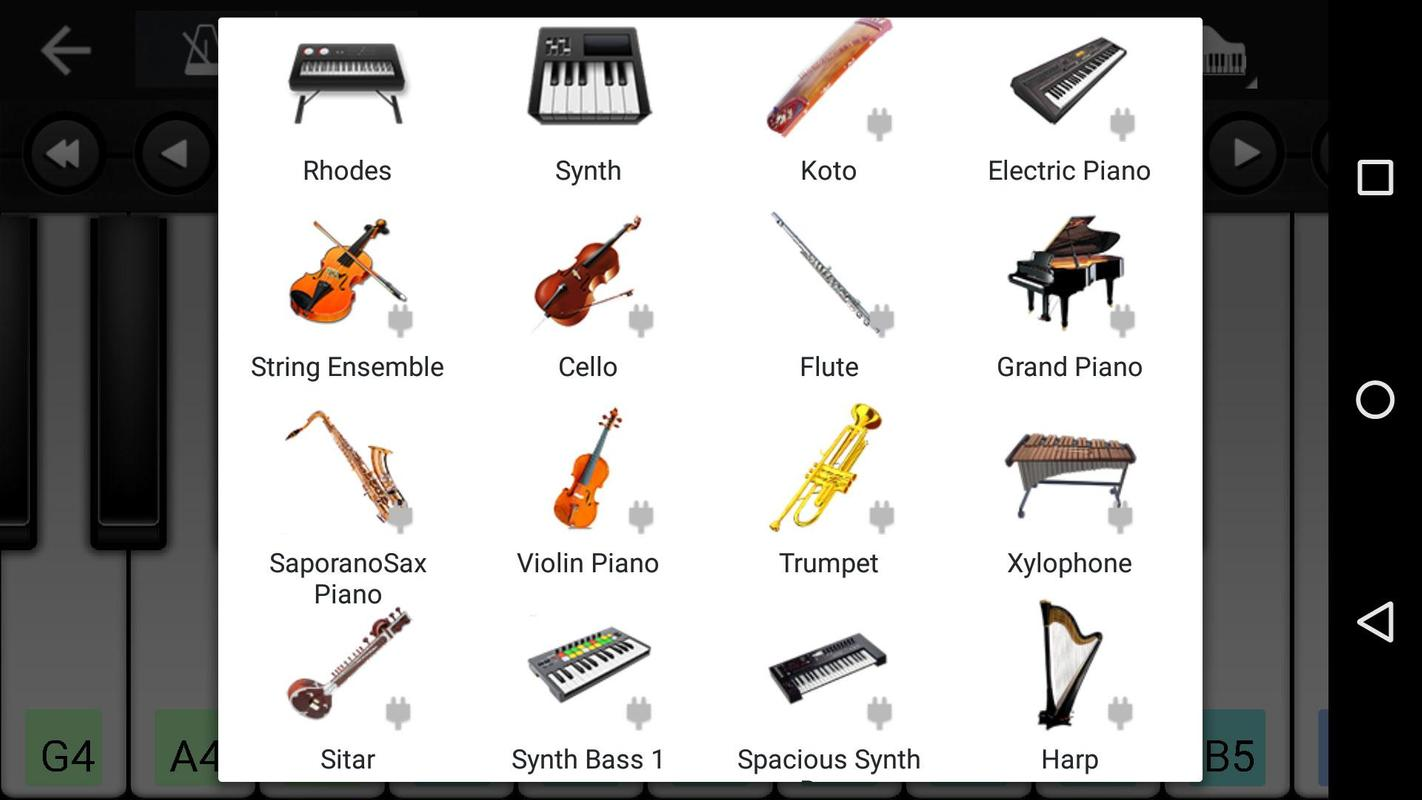 violin sound effect plug in for android apk download. Black Bedroom Furniture Sets. Home Design Ideas