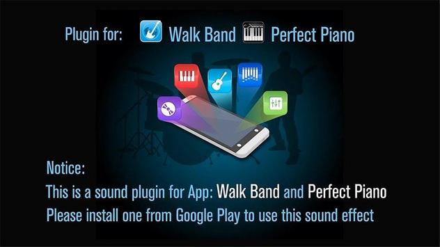 Violin Sound Effect Plug-in poster