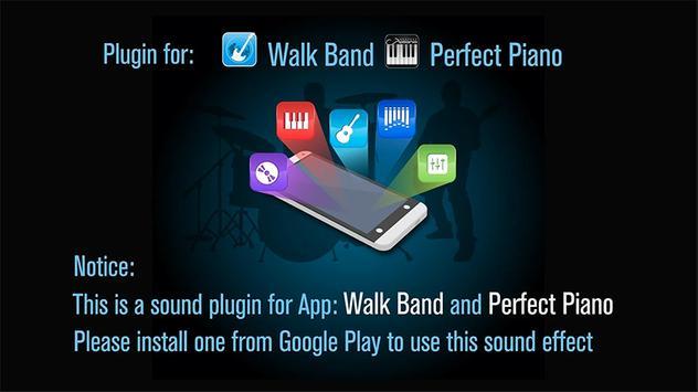 Cello Sound Effect Plug-in poster