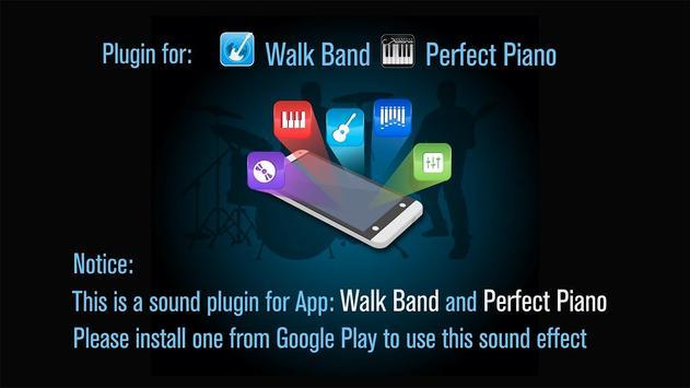 Harp Sound Effect Plug-in screenshot 6