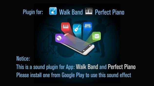 Harp Sound Effect Plug-in screenshot 3