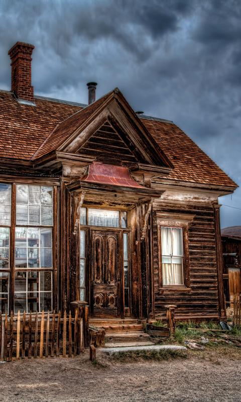 Ghost Town Live Wallpaper For Android Apk Download
