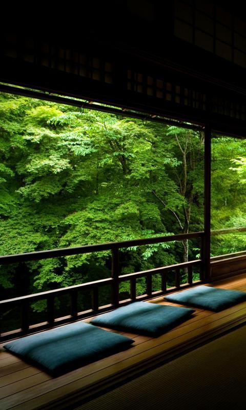 Live Wallpaper Zen Garden Poster