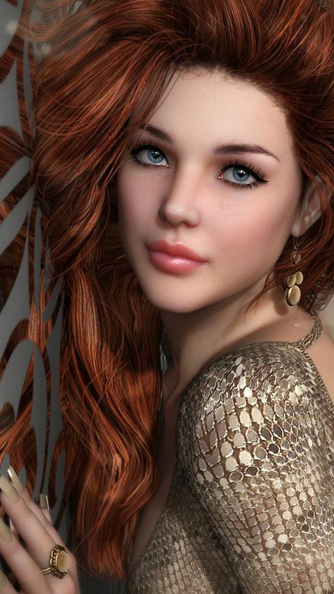 Chicas 3d Lwp For Android Apk Download