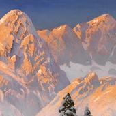 live wallpaper mountain snow icon