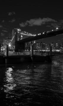 جسر بروكلين Lwp الملصق