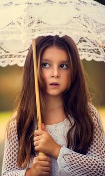 umbrella girl lwp poster