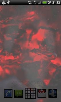 live fireplace wallpaper screenshot 3